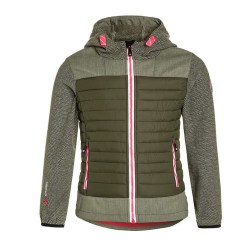 2-Killtec-Tahnea-Hybrid-Jacket-Kids-Groen