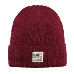 21-Barts-Parker-Beanie-Burnt-Red