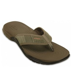 25-Crocs-Swiftwater-Flip-Men-Bruin